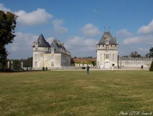 La Rochecourbon - Musée de la préhistoire - 01
