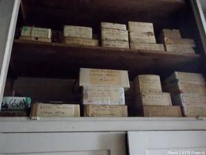 Le Peu-Richard - Fouilles 1965-1966 - Ancien musée de la préhistoire de Saintes