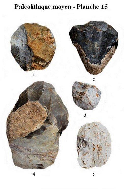 Paléolithique moyen 15