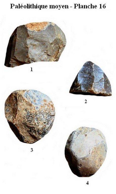 Paléolithique moyen 16