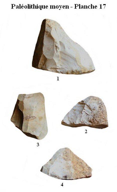 Paléolithique moyen 17