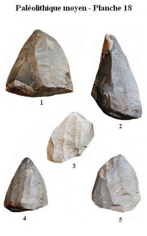 Paléolithique moyen 18